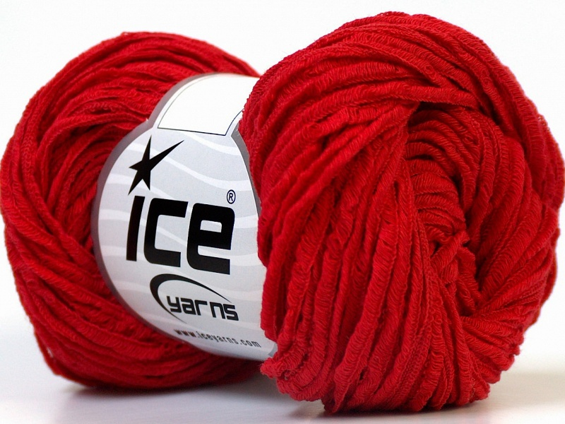 Ice Yarns Summer red
