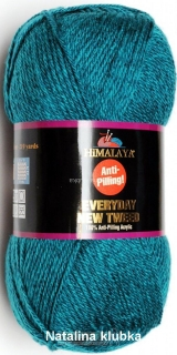 Himalaya Everyday New Tweed 75118 petrol Tweed